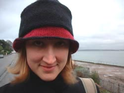 Me in my hat.