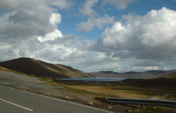 Landscape on Skye